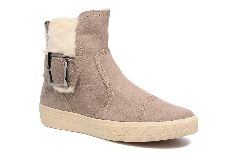 Bottines et boots Tamaris Louise Marron vue détail/paire