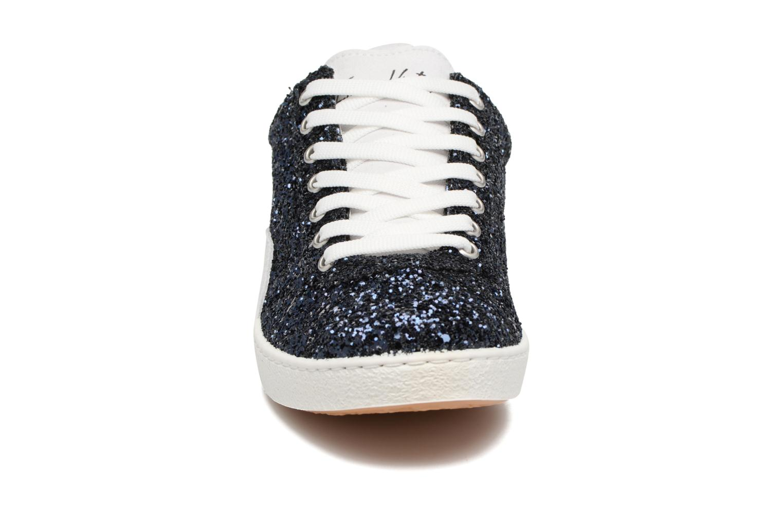 Baskets Ippon Vintage Captain Yes Bleu vue portées chaussures