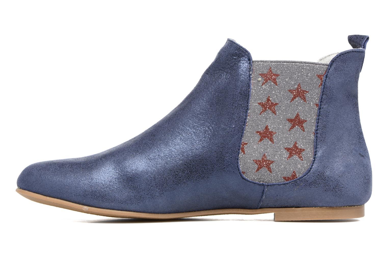 Bottines et boots Ippon Vintage Sun Magic Bleu vue face
