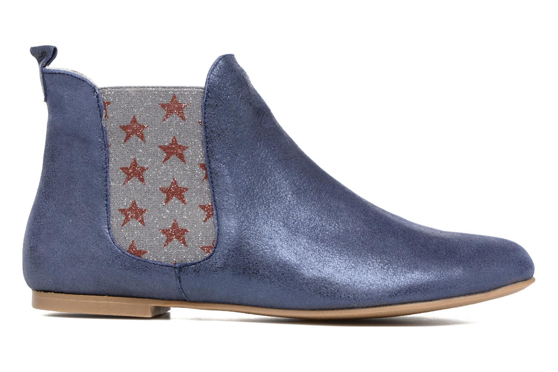 Bottines et boots Ippon Vintage Sun Magic Bleu vue derrière