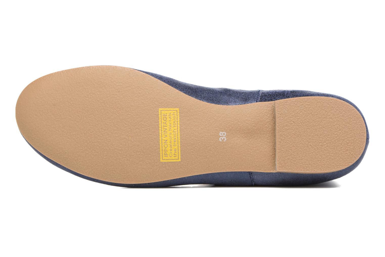 Bottines et boots Ippon Vintage Sun Magic Bleu vue haut