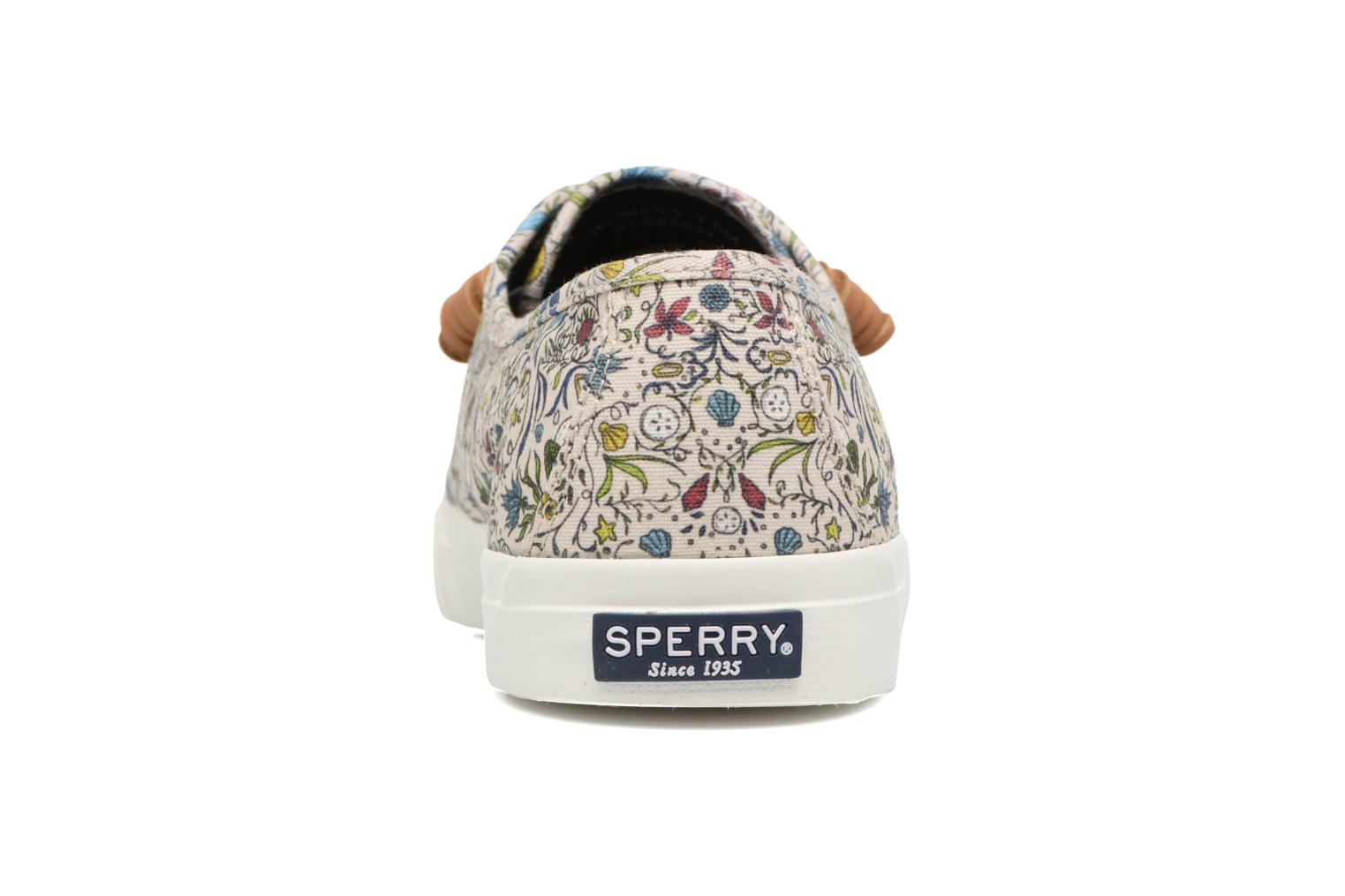 Baskets Sperry Seacoast STS985 Multicolore vue droite