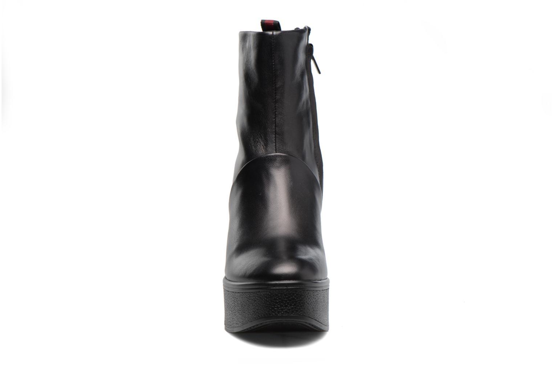 BISOUTO Cuir Noir - 1132