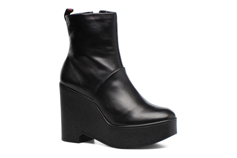 Clergerie BISOUTO (Noir) - Bottines et boots chez Sarenza (297094)