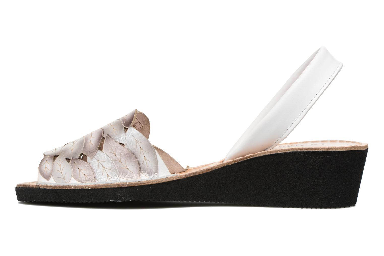 Sandali e scarpe aperte Laura Vita Sonia Bianco immagine frontale