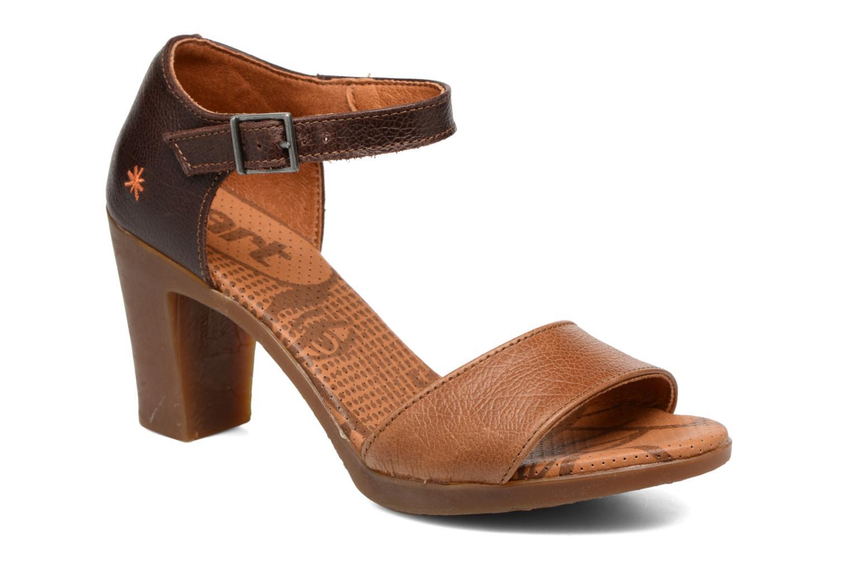 Sandales et nu-pieds Art Rio 276 Marron vue détail/paire