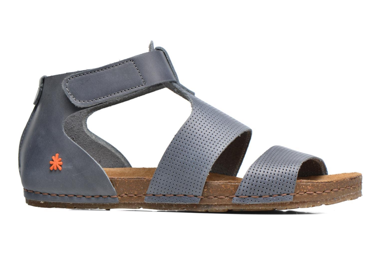 Sandales et nu-pieds Art Creta 472 Bleu vue derrière