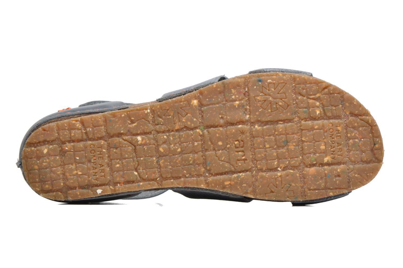 Sandales et nu-pieds Art Creta 472 Bleu vue haut
