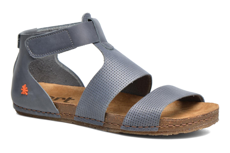 Sandales et nu-pieds Art Creta 472 Bleu vue détail/paire