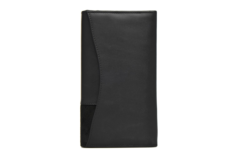 Porte monnaie Mila long Noir