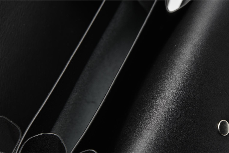 Pochette Bandoulière amovible sans couture Magic Mirror/Noir