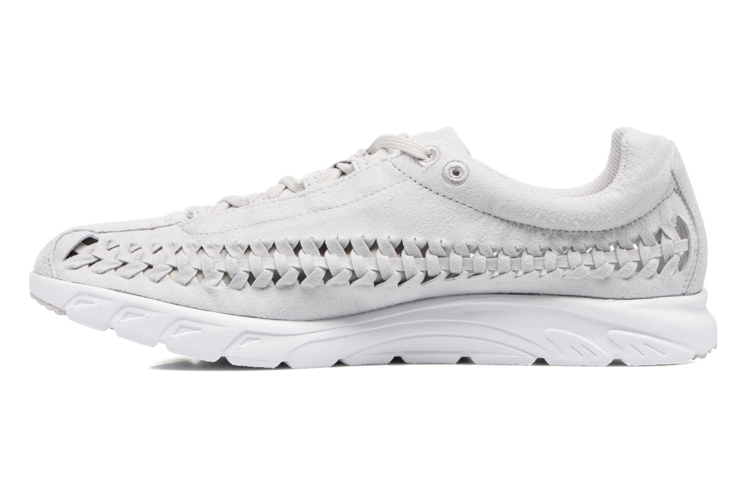Trainers Nike Nike Mayfly Woven Grey front view