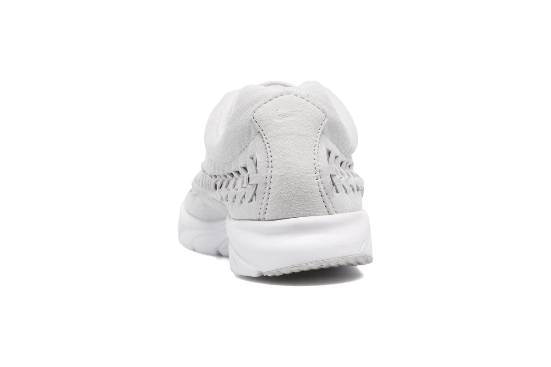 Deportivas Nike Nike Mayfly Woven Gris vista lateral derecha