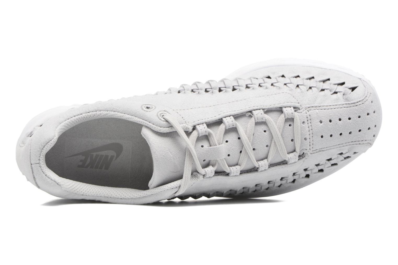 Deportivas Nike Nike Mayfly Woven Gris vista lateral izquierda