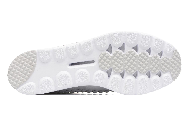 Deportivas Nike Nike Mayfly Woven Gris vista de arriba