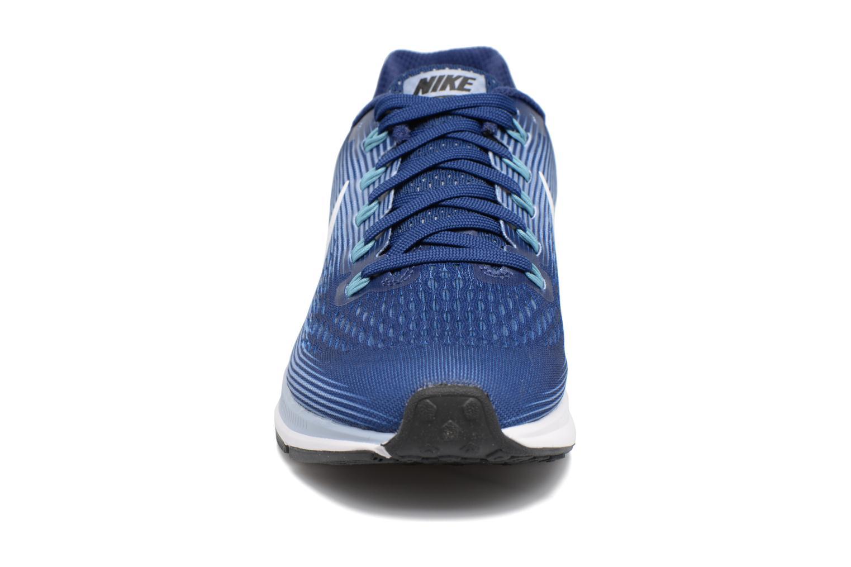 Chaussures de sport Nike Wmns Nike Air Zoom Pegasus 34 Bleu vue portées chaussures