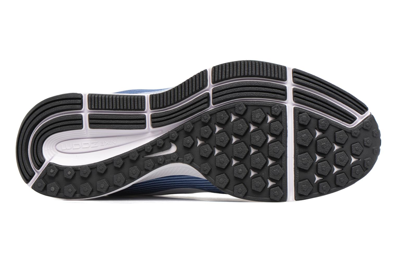 Chaussures de sport Nike Wmns Nike Air Zoom Pegasus 34 Bleu vue haut