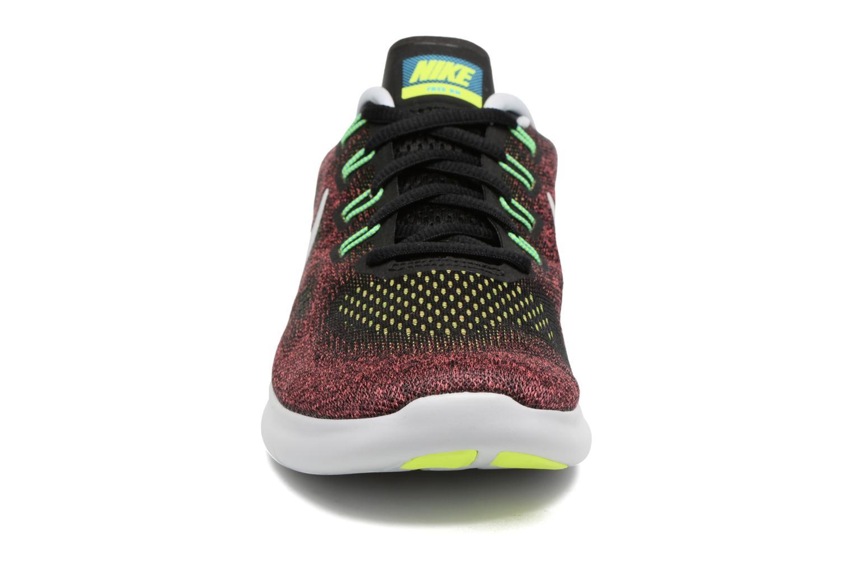 Sportskor Nike Nike Free Rn 2017 Röd bild av skorna på