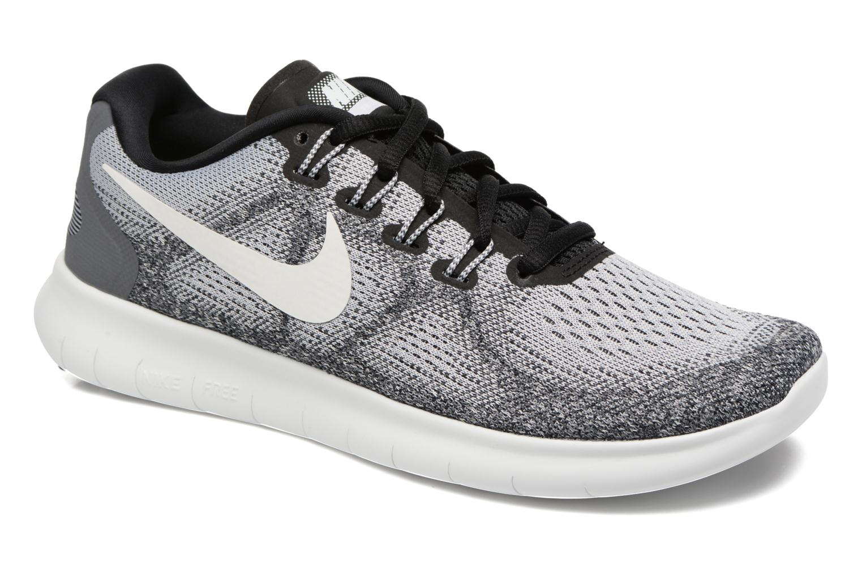 Scarpe sportive Nike Wmns Nike Free Rn 2017 Grigio vedi dettaglio/paio