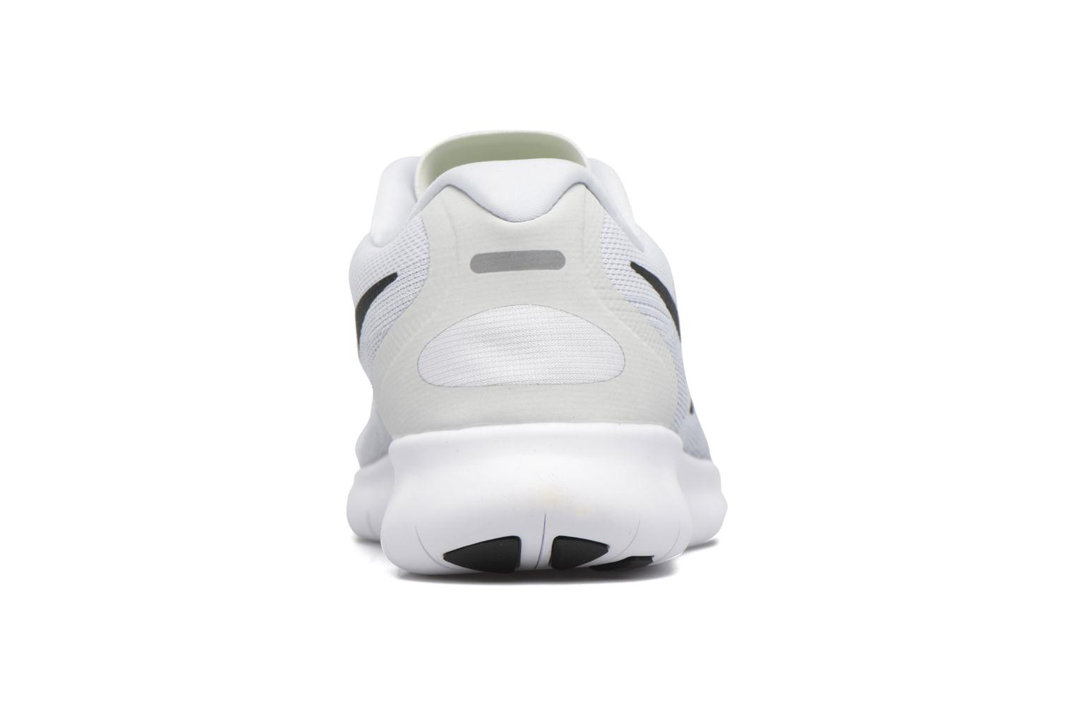 Sport shoes Nike Wmns Nike Free Rn 2017 White view from the right