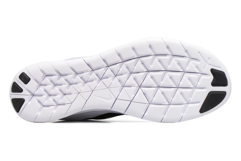 Chaussures de sport Nike Wmns Nike Free Rn 2017 Blanc vue haut