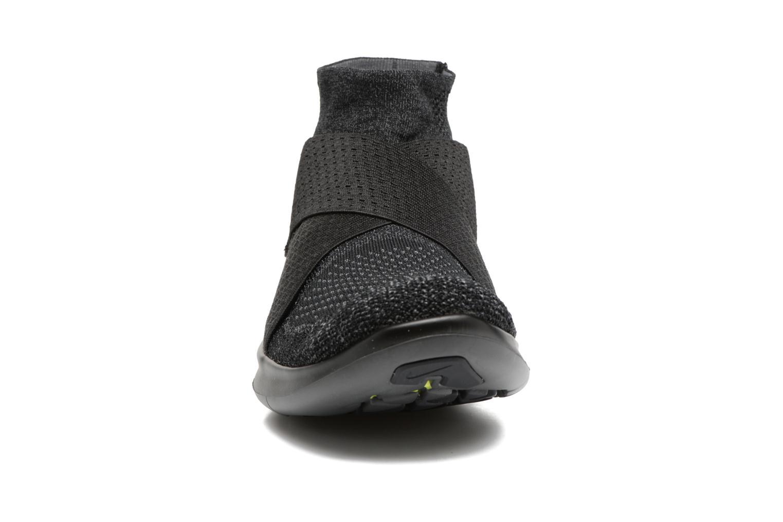 Scarpe sportive Nike Nike Free Rn Motion Fk 2017 Nero modello indossato
