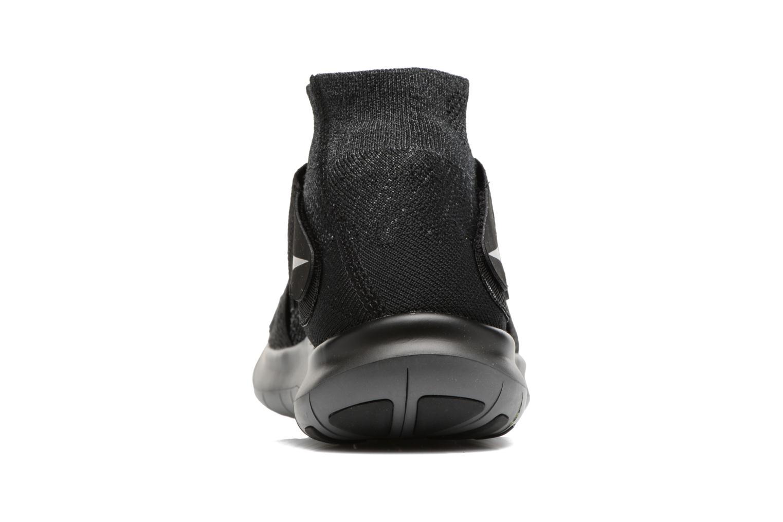 Scarpe sportive Nike Nike Free Rn Motion Fk 2017 Nero immagine destra