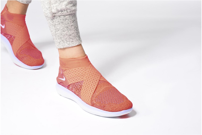 Zapatillas de deporte Nike W Nike Free Rn Motion Fk 2017 Violeta      vista de abajo