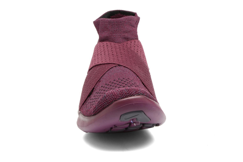 Zapatillas de deporte Nike W Nike Free Rn Motion Fk 2017 Violeta      vista del modelo
