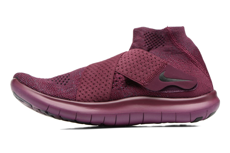 Sportschoenen Nike W Nike Free Rn Motion Fk 2017 Paars voorkant