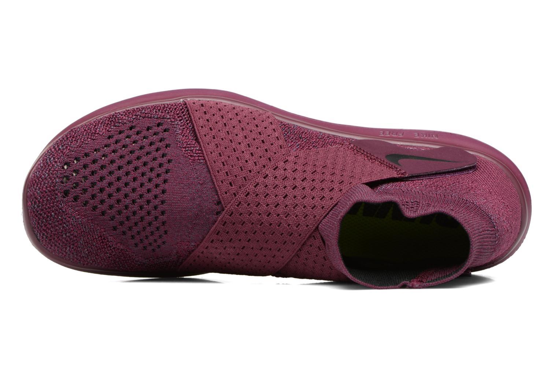 Zapatillas de deporte Nike W Nike Free Rn Motion Fk 2017 Violeta      vista lateral izquierda