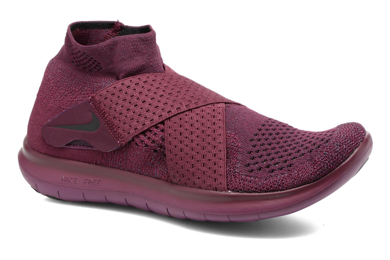 Sportschoenen Nike W Nike Free Rn Motion Fk 2017 Paars detail