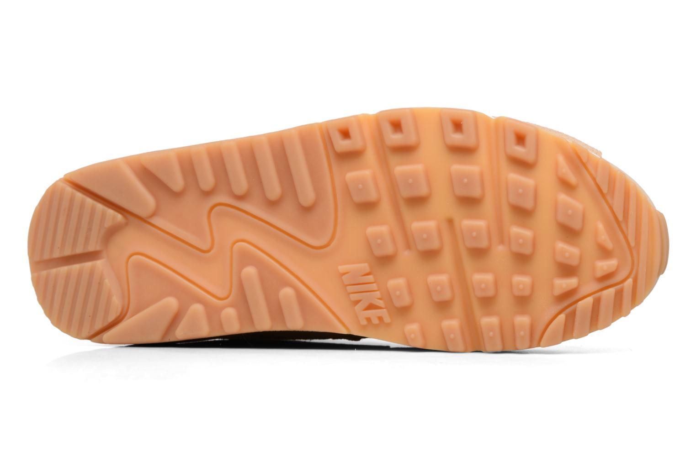 Baskets Nike Wmns Air Max 90 Se Beige vue haut