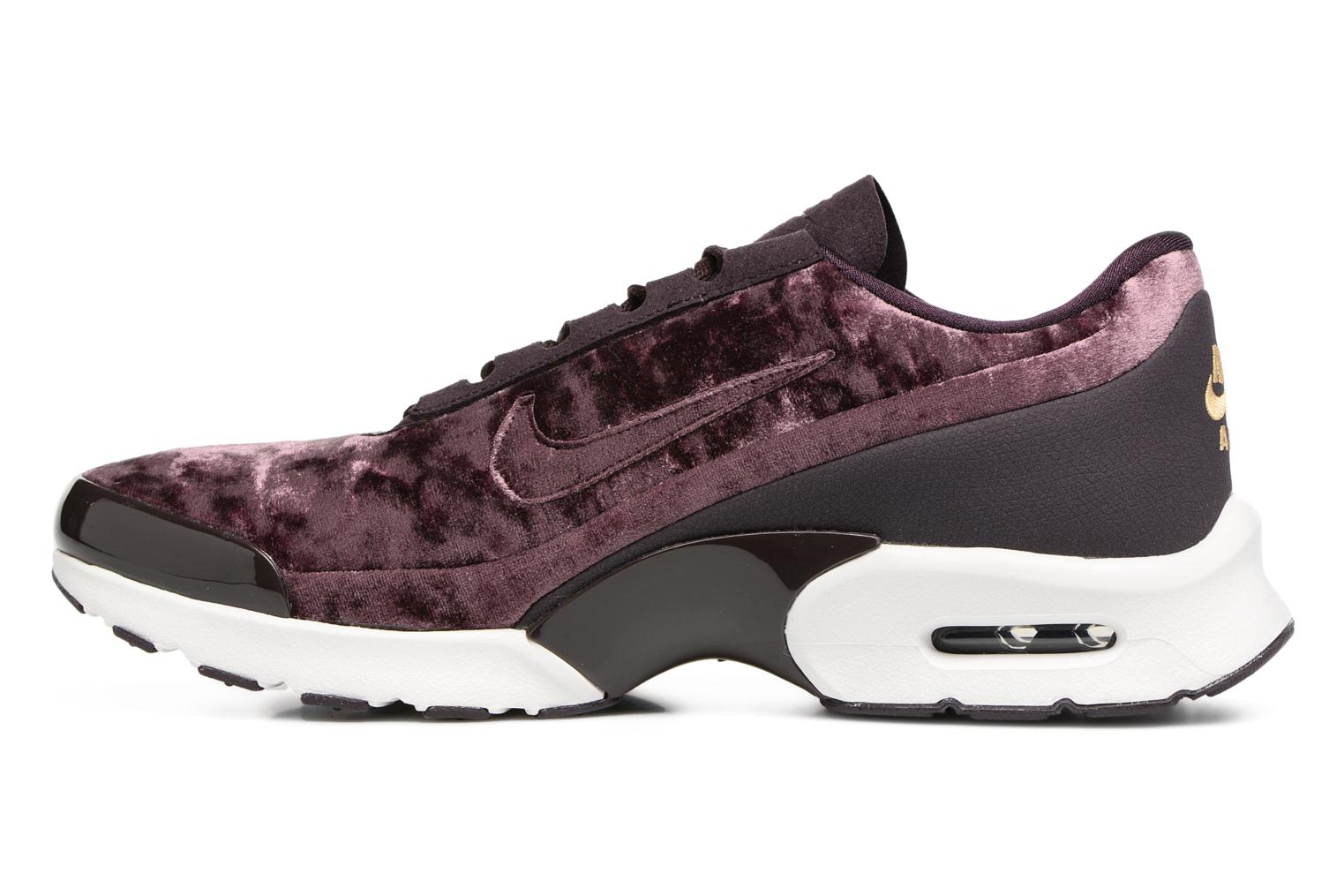 Baskets Nike W Nike Air Max Jewell Prm Violet vue face