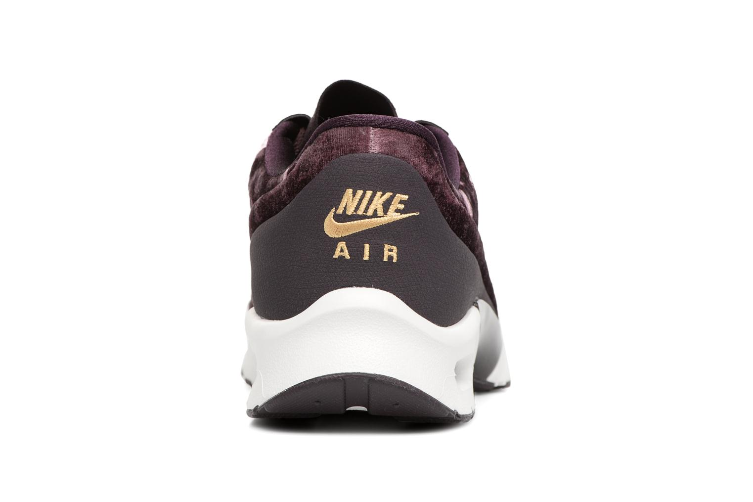 Baskets Nike W Nike Air Max Jewell Prm Violet vue droite