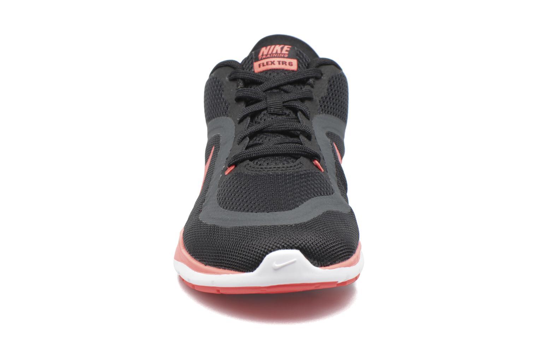 Chaussures de sport Nike W Nike Flex Supreme Tr 5 Fade Noir vue portées chaussures