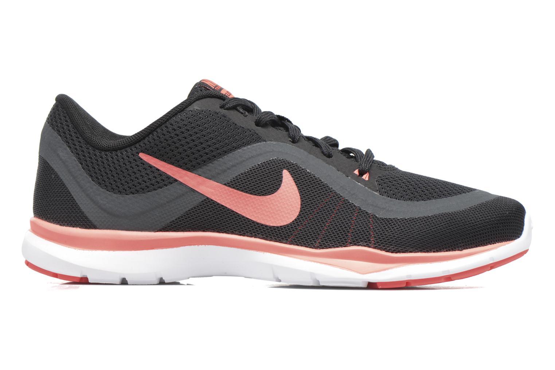 Chaussures de sport Nike W Nike Flex Supreme Tr 5 Fade Noir vue derrière