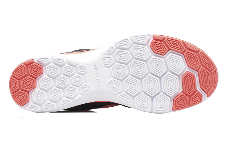 Chaussures de sport Nike W Nike Flex Supreme Tr 5 Fade Noir vue haut