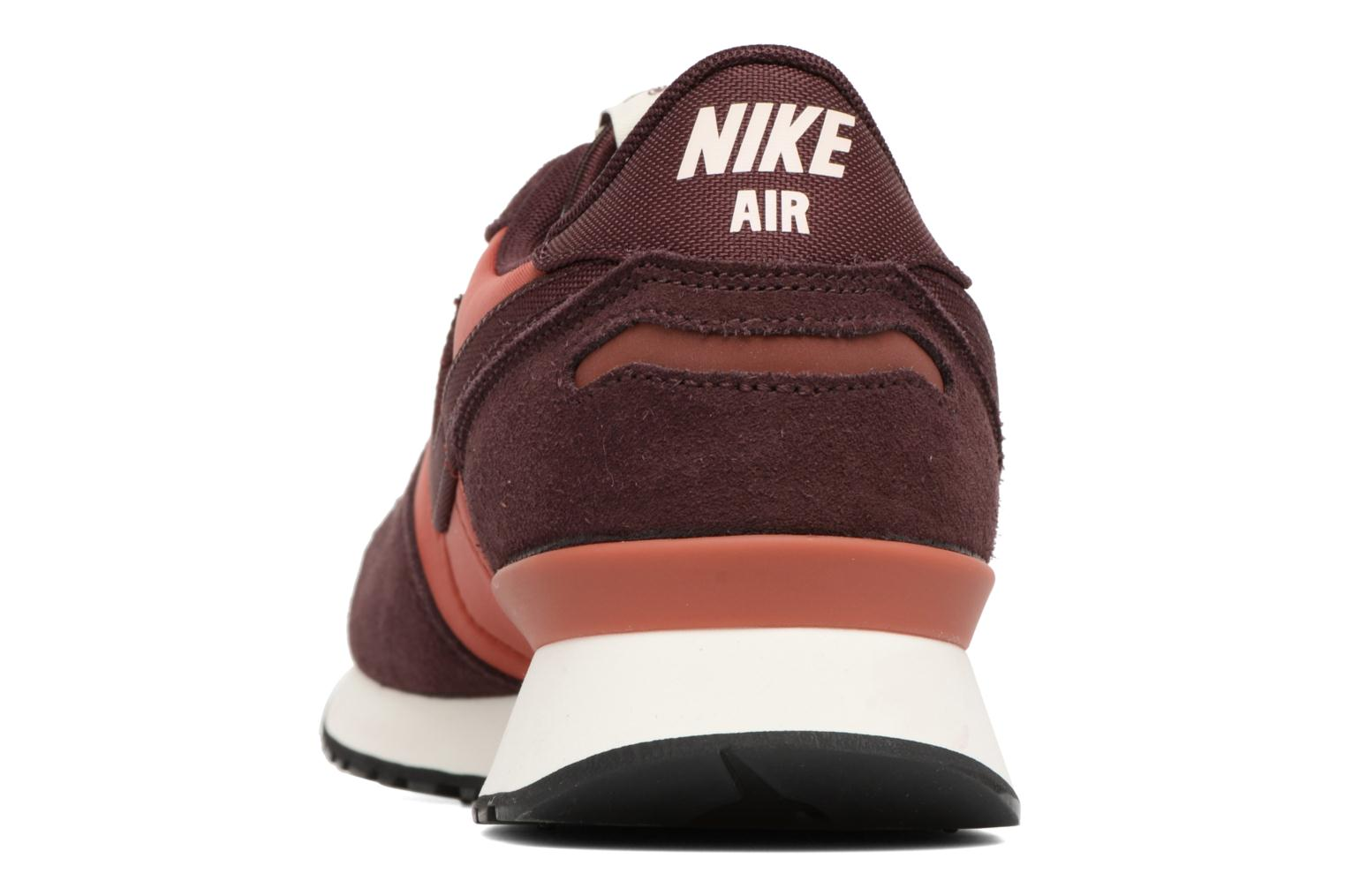 Trainers Nike Nike Air Vrtx Burgundy view from the right