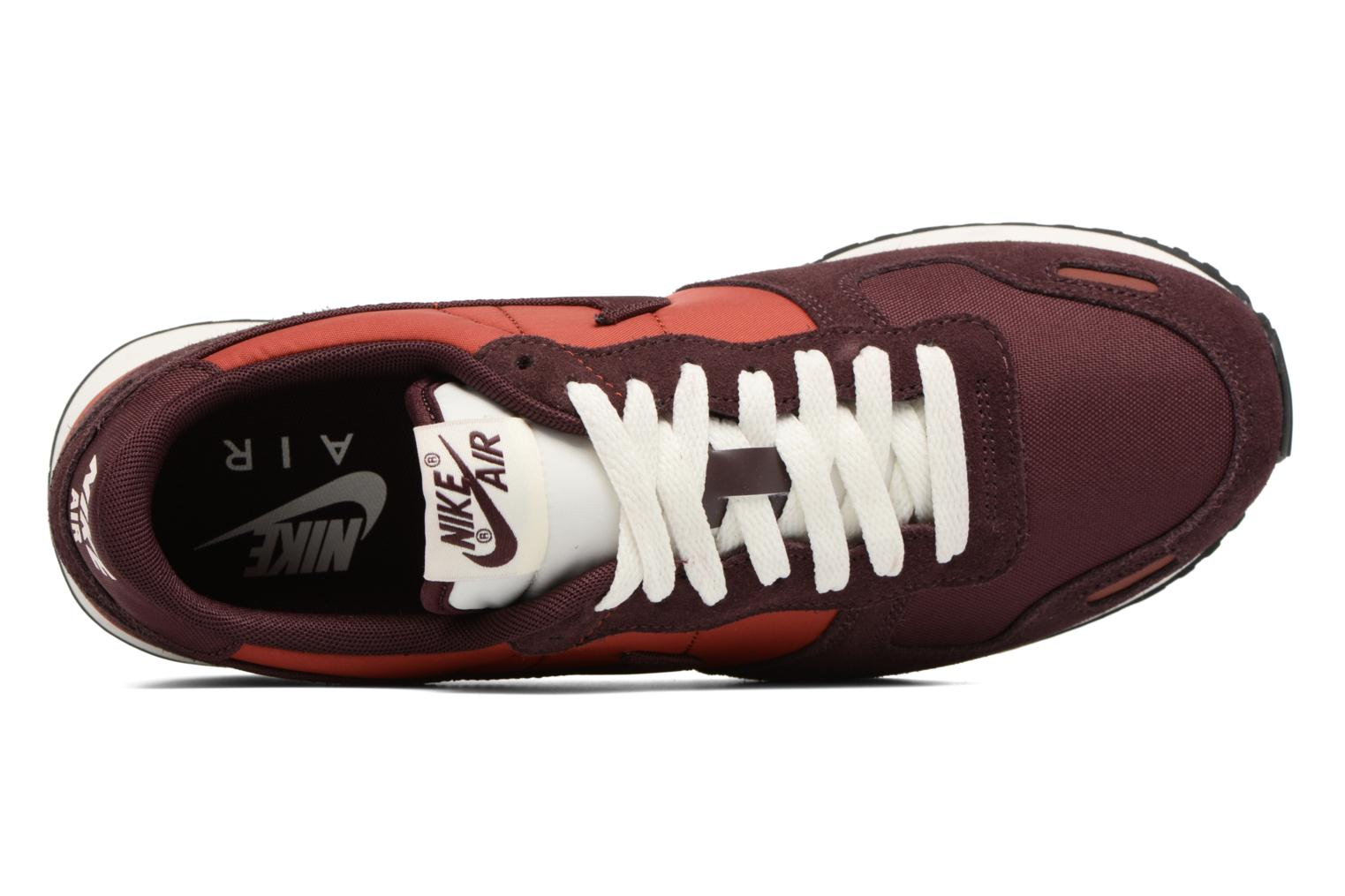 Trainers Nike Nike Air Vrtx Burgundy view from the left