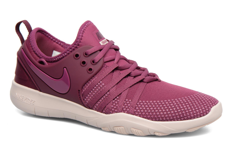 Nike Wmns Nike Free Tr 7 (Rose) - Chaussures de sport chez Sarenza (311710)
