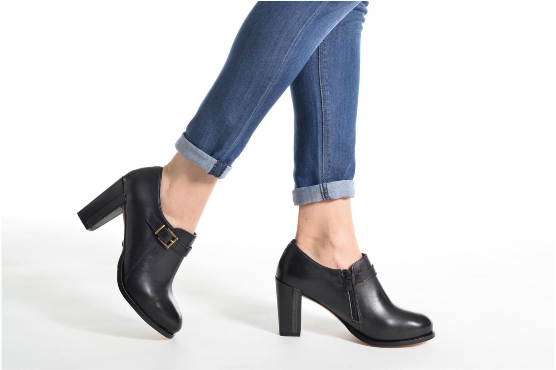 Stiefeletten & Boots Neosens Gloria S178 lila ansicht von unten / tasche getragen