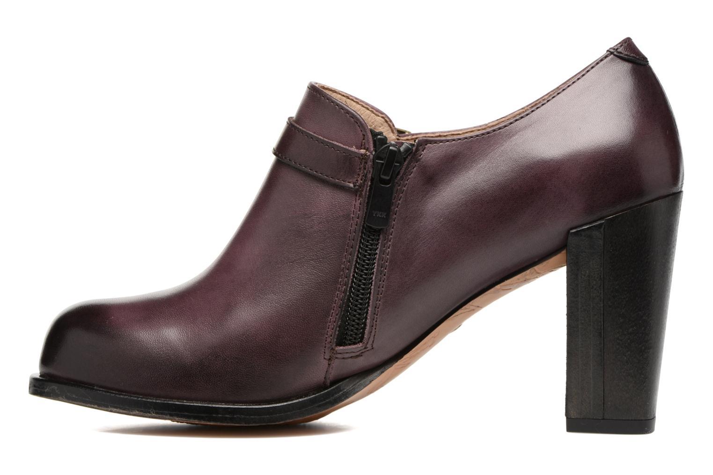 Boots en enkellaarsjes Neosens Gloria S178 Paars voorkant