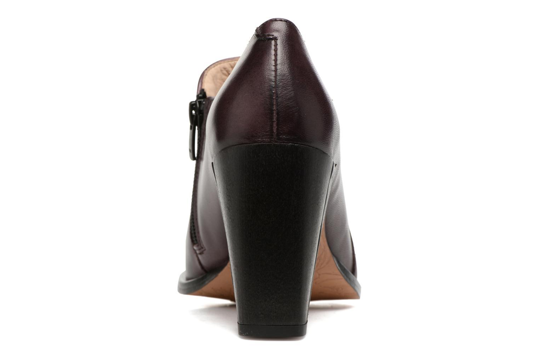 Boots en enkellaarsjes Neosens Gloria S178 Paars rechts