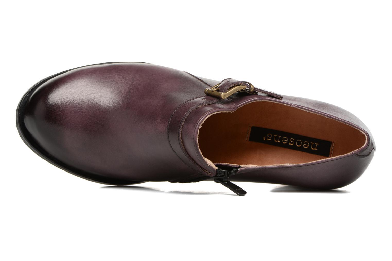 Stiefeletten & Boots Neosens Gloria S178 lila ansicht von links