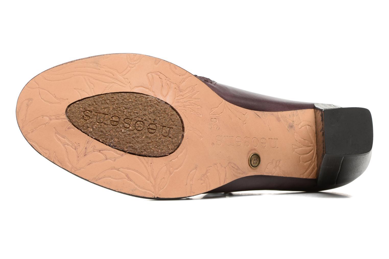 Stiefeletten & Boots Neosens Gloria S178 lila ansicht von oben