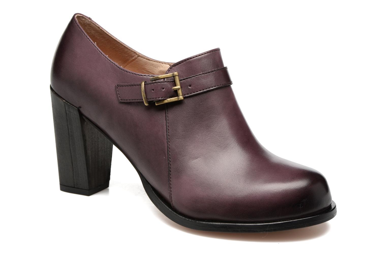 Boots en enkellaarsjes Neosens Gloria S178 Paars detail