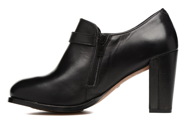 Bottines et boots Neosens Gloria S178 Noir vue face