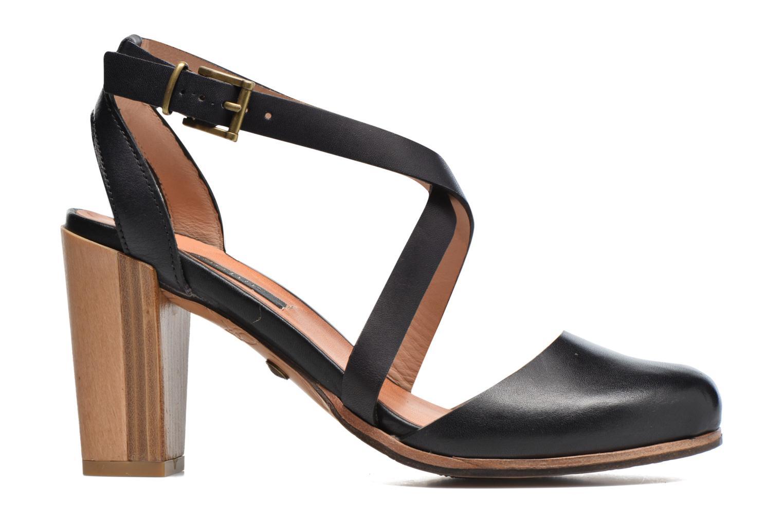Sandales et nu-pieds Neosens Gloria S195 Noir vue derrière