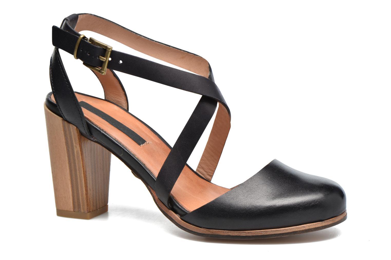 Sandales et nu-pieds Neosens Gloria S195 Noir vue détail/paire